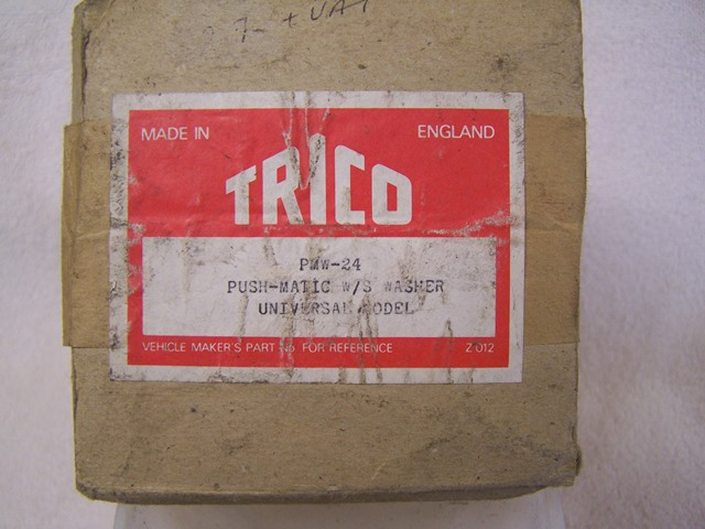 Spring Cleaning Part 4: The Trico washer bottles - Club Cobra